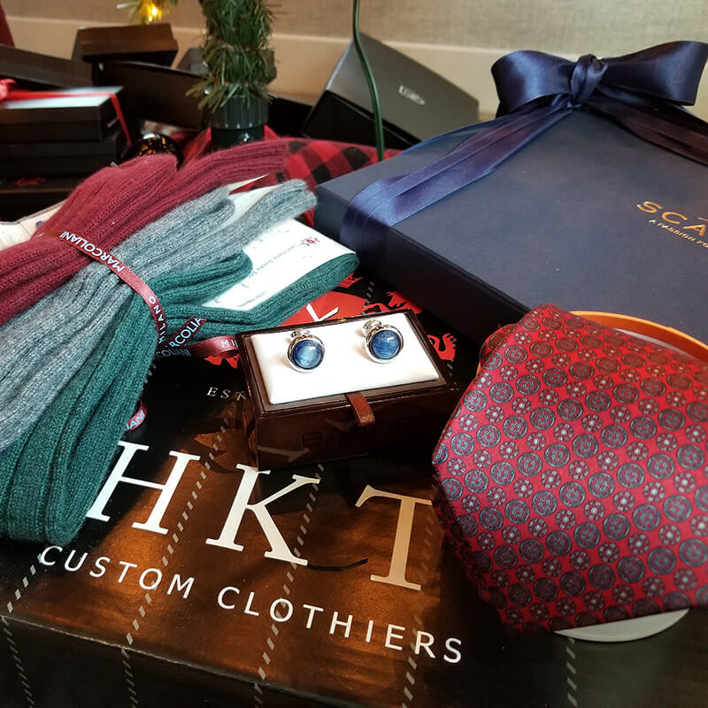 HKT's Holiday Luxury Gift Guide