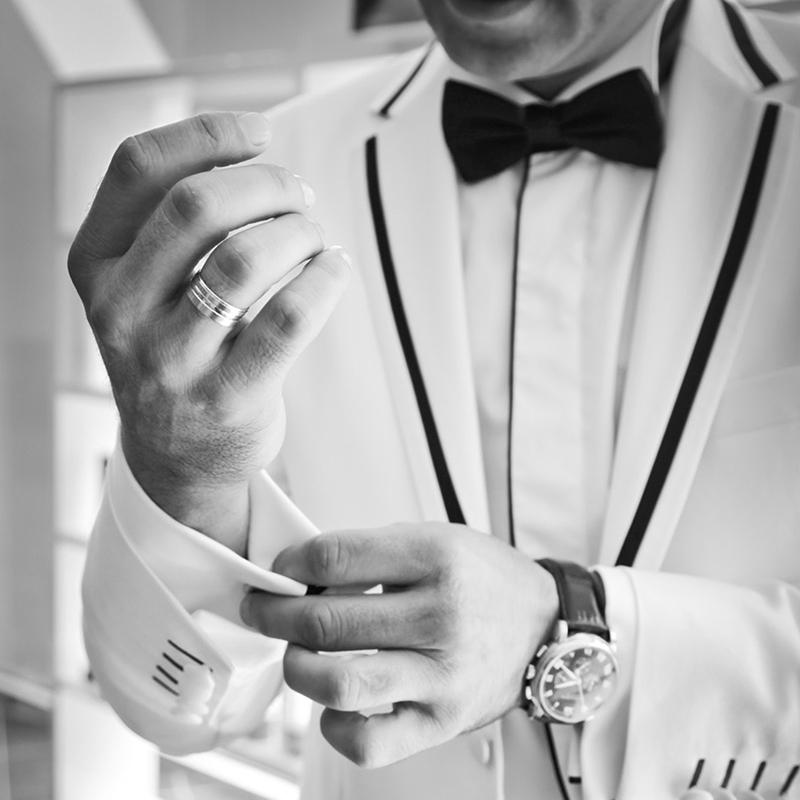 Suits for Larger Men